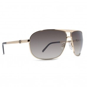 VonZipper SKITCH Sunglasses Gold Gradient