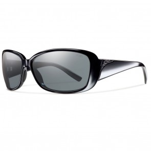 Smith SHOREWOOD Black Grey Polarized Sunglasses