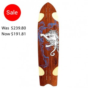 Lifelong Specter 39 Bamboo Longboard Complete