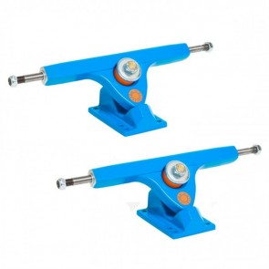 Caliber Longboard Trucks - 10in / 44 degree Blue Dream-Main