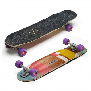 Loaded Tesseract Cantellated Longboard Complete