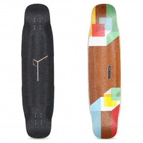 Loaded Tesseract Longboard Deck