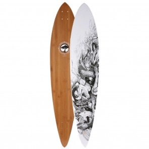 Arbor Longboard Deck Timeless Bamboo 46
