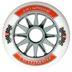 Explore Triumph 84mm 84a Inline Race Wheels
