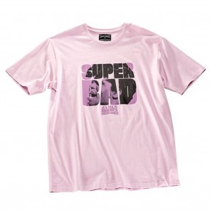 Mighty Healthy Super Bad Shirt - Lavander