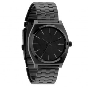 Nixon TIME TELLER All Black Watch-A045-001