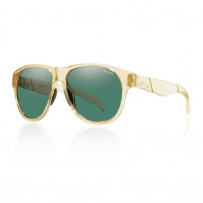 Smith TOWNSEND Tan Crystal / Green Sunglasses