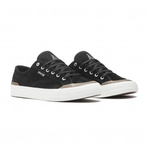 HUF Classic Lo Black / Gum Skateboard Shoes