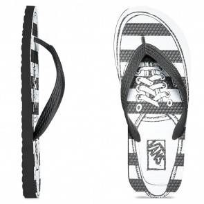 Vans HANELEI Authentic Black Mens Sandals