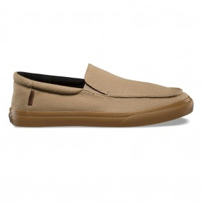 Vans BALI SF (Hemp) Khaki Surf Shoes