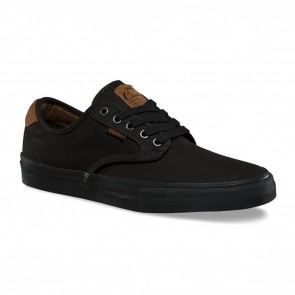 Vans CHIMA FERGUSON PRO (Oxford) Black Skateboard Shoes