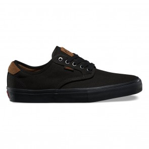 Vans CHIMA FERGUSON PRO Skateboard Shoes - (Oxford) Black
