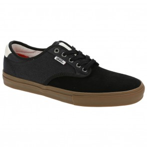 Vans CHIMA FERGUSON PRO Covert Twill Black Gum Skate Shoes