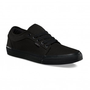 Vans CHUKKA LOW Blackout Skateboard Shoes