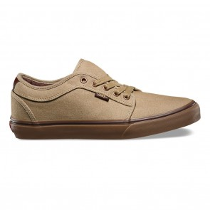 Vans CHUKKA LOW (Oxford) Cornstalk / Gum Skateboard Shoes