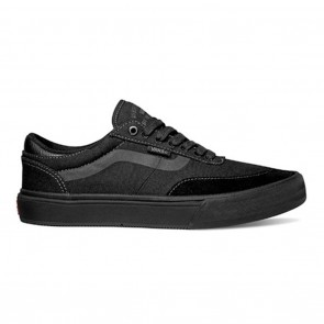 Vans GILBERT CROCKETT 2 Black / Black Skateboard Shoes