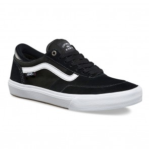 Vans GILBERT CROCKETT 2 Black / White Skateboard Shoes