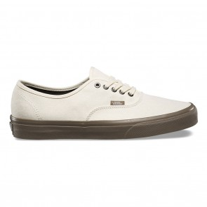 Vans Authentic Skate Shoes - (C&D) Cream / Walnut