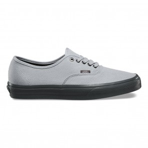 Vans Authentic Skate Shoes - (C&D) High-Rise / Pewter