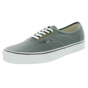 Vans AUTHENTIC (Rivet) Monument / True White Skateboard Shoes