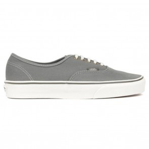 Vans AUTHENTIC (Rivet) Monument / True White Skateboard Shoes ...