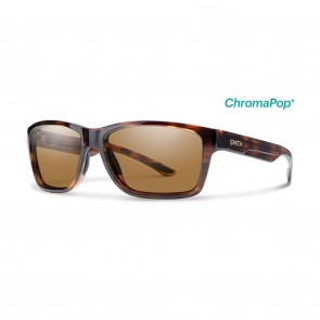 Smith WOLCOTT Tortoise ChromaPop Polarized Brown Sunglasses