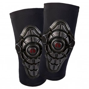 G-Form Pro X Youth Knee Pads - Black