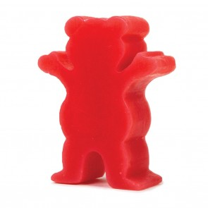 Grizzly Grease Skate Wax - Red