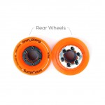 Boosted 1st Gen Replacement Wheels (2 Rear / Drive Wheels)