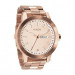 Nixon SPUR All Rose Gold Watch