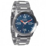 Nixon PRIVATE SS Navy Watch