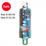 Rayne Amazon Longboard Deck