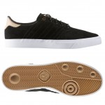Adidas Seeley Premiere Classified Black / Supplier Colour / Footwear White Skate Shoes