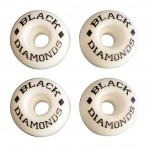 BDS Black Diamonds 54mm Skateboard Wheels