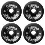BDS Black Diamonds 70mm 80a Skateboard Wheels