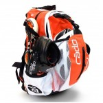Cádomotus Airflow Backpack Orange