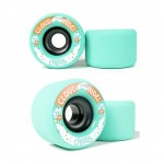 Cloud Ride Ozone Longboard Wheels - 70mm 80a Green