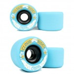 Cloud Ride Ozone Longboard Wheels - 70mm 83a Blue