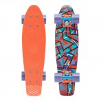 "Penny Spike 22"" Orange Complete Skateboard"