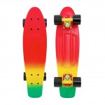 """Penny 22"""" Red Down Complete Skateboard"""