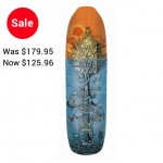 Rayne P Swiss Switzer Fortune Longboard Deck