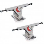 Caliber Longboard Truck - 10in / 50 degree (Raw) - Set of Two