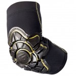 G-Form Pro X Elbow Youth Pads - Black / Yellow