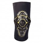 G-Form Pro X Knee Youth Pads - Black / Yellow