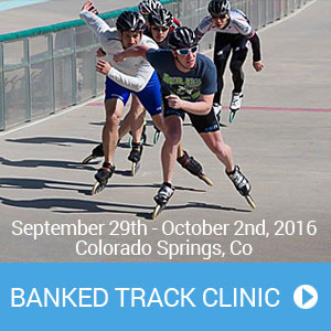 Banked Track Clinic 2016