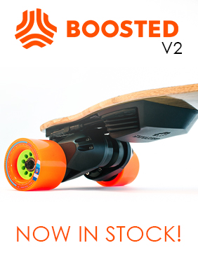 Boosted Generation 2 In Stock Now