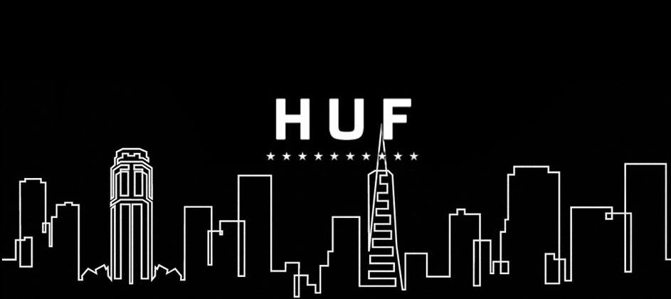 HUF WORLDWIDE CLOTHING