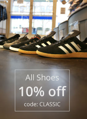 Save 10% on Shoes